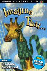 Steck-Vaughn BOLDPRINT Kids Anthologies  Individual Student Edition Imagine That . . .-9781770584617