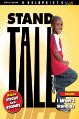 Steck-Vaughn BOLDPRINT Kids Anthologies  Individual Student Edition Stand Tall-9781770584679