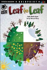 Steck-Vaughn BOLDPRINT Kids Graphic Readers  Individual Student Edition Leaf to Leaf-9781770584853