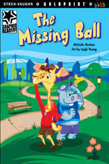 Steck-Vaughn BOLDPRINT Kids Graphic Readers  Individual Student Edition The Missing Ball-9781770584877