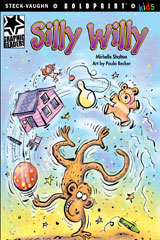 Steck-Vaughn BOLDPRINT Kids Graphic Readers  Individual Student Edition Silly Willy-9781770584891