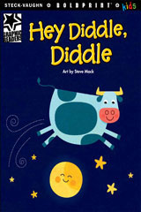 Steck-Vaughn BOLDPRINT Kids Graphic Readers  Individual Student Edition Hey Diddle, Diddle-9781770584914