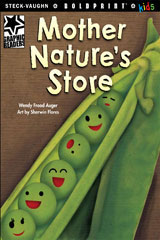 Steck-Vaughn BOLDPRINT Kids Graphic Readers  Individual Student Edition Mother Nature's Store-9781770584952