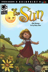 Steck-Vaughn BOLDPRINT Kids Graphic Readers  Individual Student Edition The Sun-9781770585058