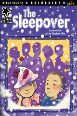Steck-Vaughn BOLDPRINT Kids Graphic Readers  Individual Student Edition The Sleepover-9781770585188