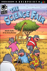 Steck-Vaughn BOLDPRINT Kids Graphic Readers  Individual Student Edition The Science Fair-9781770585539