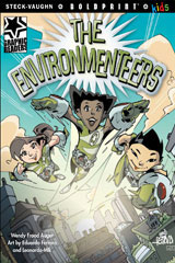 Steck-Vaughn BOLDPRINT Kids Graphic Readers  Individual Student Edition The Environmenteers-9781770585652
