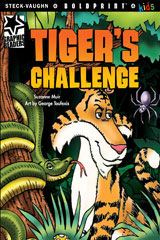Steck-Vaughn BOLDPRINT Kids Graphic Readers  Individual Student Edition Tiger's Challenge-9781770585676