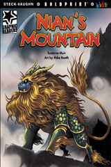 Steck-Vaughn BOLDPRINT Kids Graphic Readers  Individual Student Edition Nian's Mountain-9781770585805