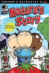 Steck-Vaughn BOLDPRINT Kids Graphic Readers  Individual Student Edition Nature's Story-9781770585836