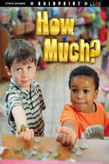 Steck-Vaughn BOLDPRINT Kids Anthologies  Big Book How Much?-9781770586017