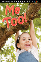Steck-Vaughn BOLDPRINT Kids Anthologies  Big Book Me Too!-9781770586024