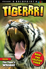 Steck-Vaughn BOLDPRINT Kids Anthologies  Big Book Tigerrr!-9781770586284