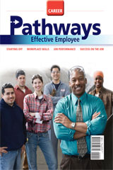 Paxen Career Pathways Series Workbook, includes DVD Effective Employees