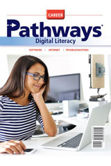 Steck-Vaughn Life Skills Paxen Career Pathways: Digital Literacy Workbook