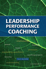 Leadership Performance Coaching  Book-9781935588092