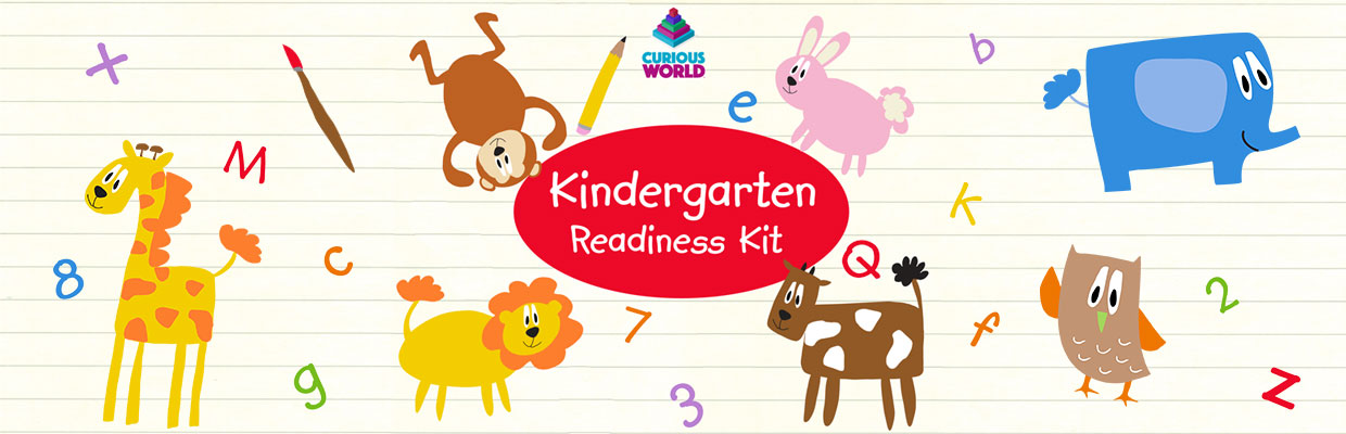 Kindergarten Readiness Kit
