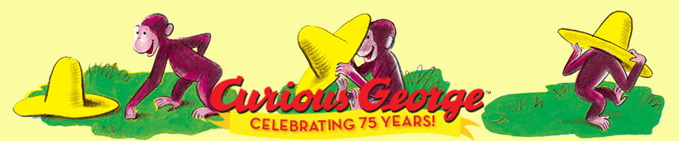 Curious George 75th anniversary