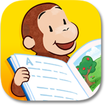 Curious George: Book Reader - iPad Only