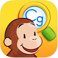 Curious George: Letters - iPad Only