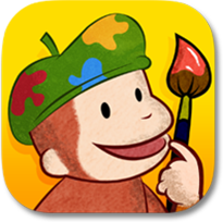 Draw with Curious George - iPad Only