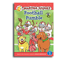 Martha Speaks: Football Fumble