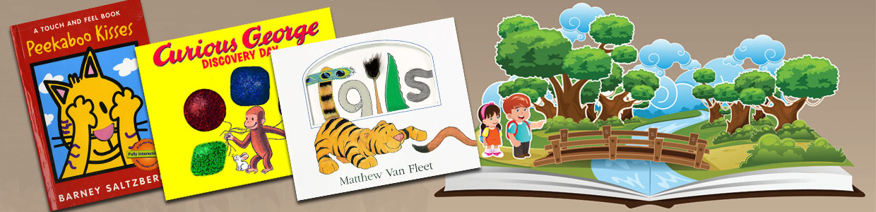 Interactive Books for Kids