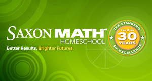 Saxon Math Homeschool