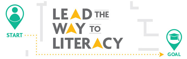 Lead the Way to Literacy