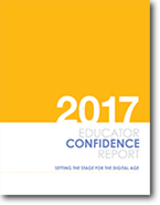 Download the 2017 Educator Confidence Report Today