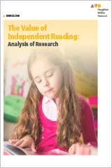 HMH Independent Reading Libraries White Paper