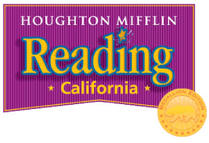 Houghton Mifflin Reading California Logotype