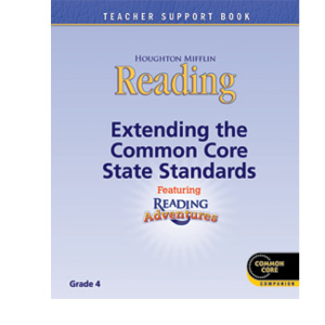 Houghton Mifflin Reading - CommonCore