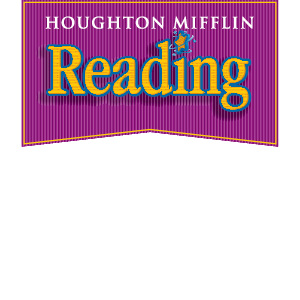 Houghton Mifflin Reading Logotype