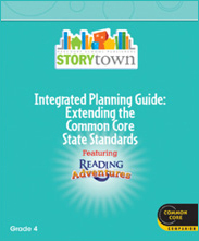 StoryTown CommonCore Integrated Planning Guide