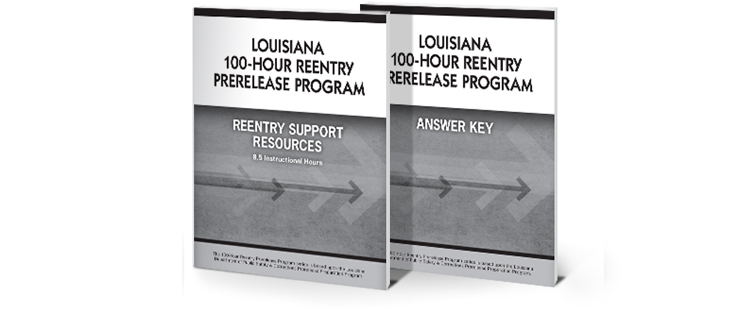 Louisiana 100-Hour Reentry Prerelease Program