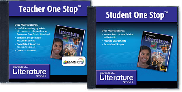 Teacher and Student One Stop CDs