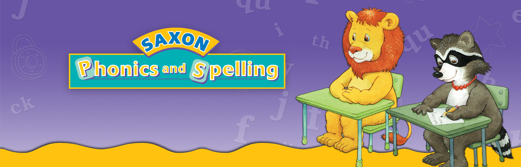 Saxon Phonics and Spelling Curriculums for Grades K3 – Saxon Phonics Worksheets