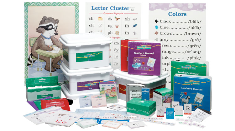Saxon Phonics and Spelling Curriculums for Grades K-3