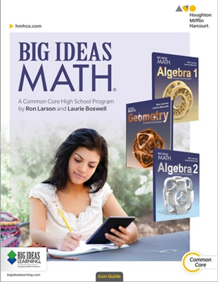 Big Ideas Math Interactive Brochures