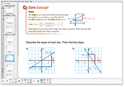 Middle School Math Problem Sheet