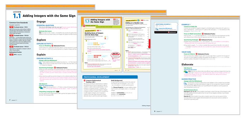 Go Math Student Edition Grade 6 Homework - image 10