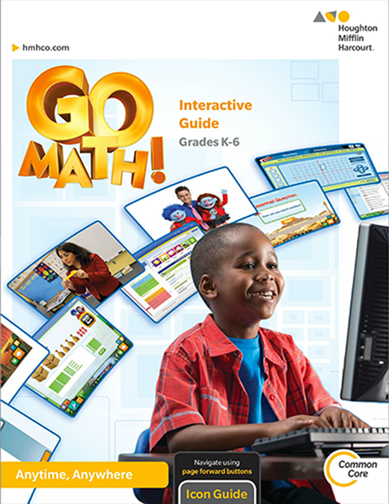Go Math Interactive Brochures Elementary School