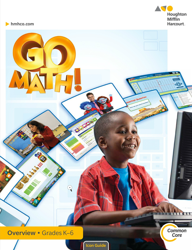 GO Math! Interactive Brochure