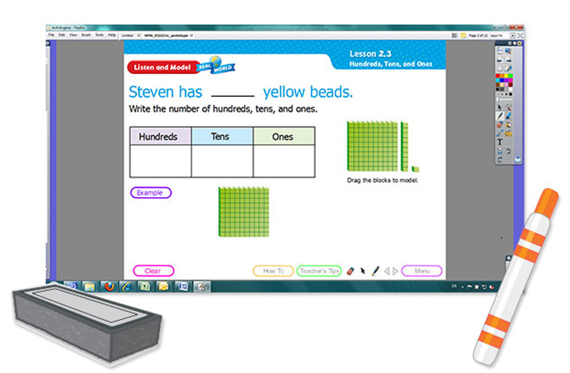 interactive whiteboard research papers