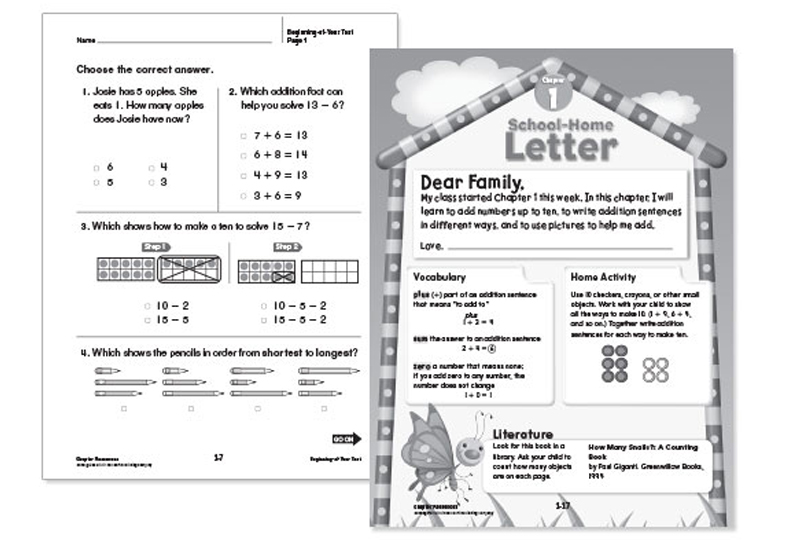 Printables Houghton Mifflin Math Worksheets Grade 3 go math elementary and middle school curriculums chapter resource booklets