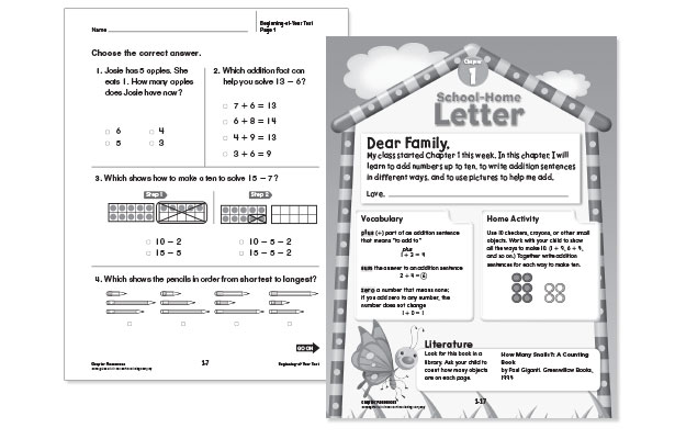 math worksheet : holt mcdougal go math florida assessment resource with answers  : 4th Grade Math Workbook Pdf