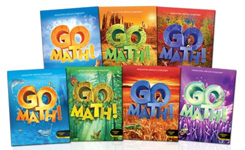 Go Math Textbooks