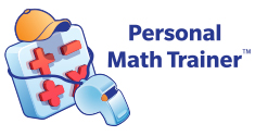 Personal Math Trainer Logo