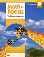 Math in Focus Grade K